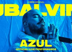 "VEVO and J Balvin Release Official Live Performance of ""Azul"""