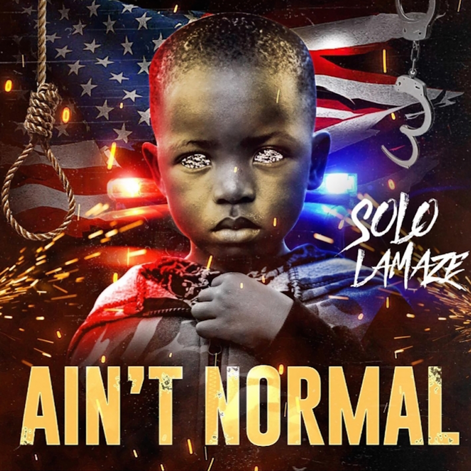 solo lamaze ain't normal blm black lives matter